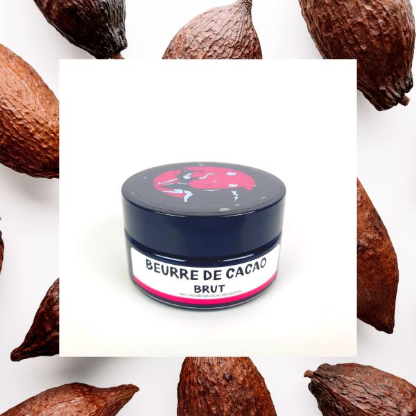 Beurre de cacao brut