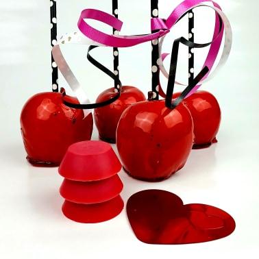 Pti fondant Pomme d'amour