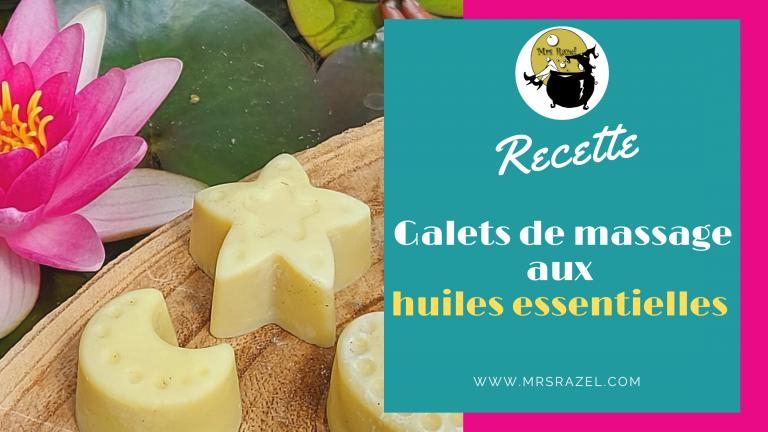 Read more about the article Des barres de massage aux huiles essentielles