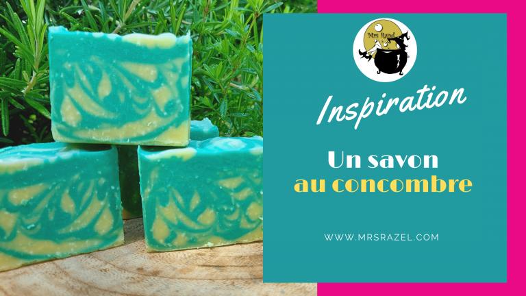 Read more about the article Le savon au concombre
